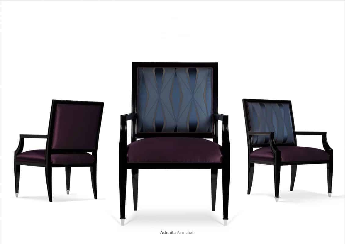 Adonita armchair