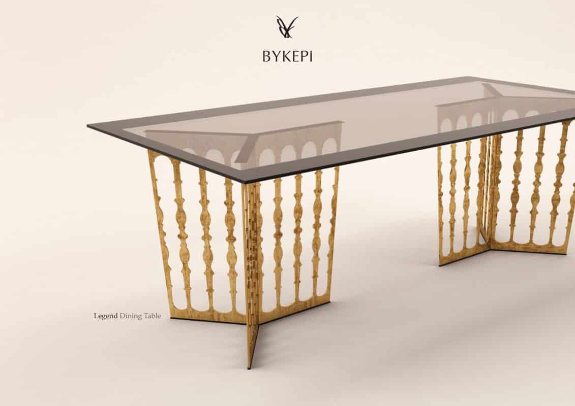 legend DINING table