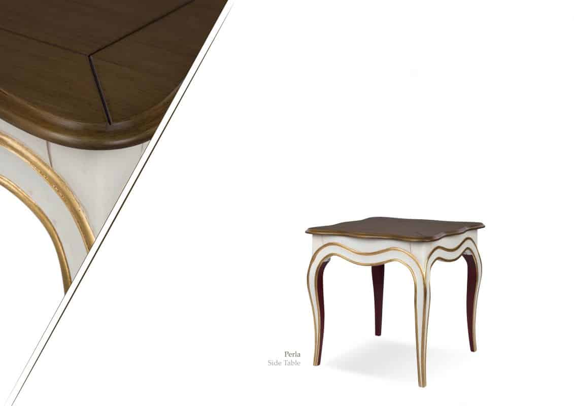 perla side table group