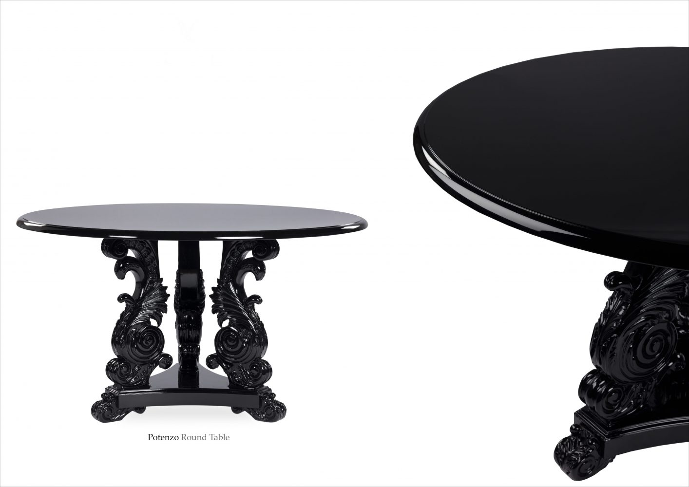 potenzo DINING table