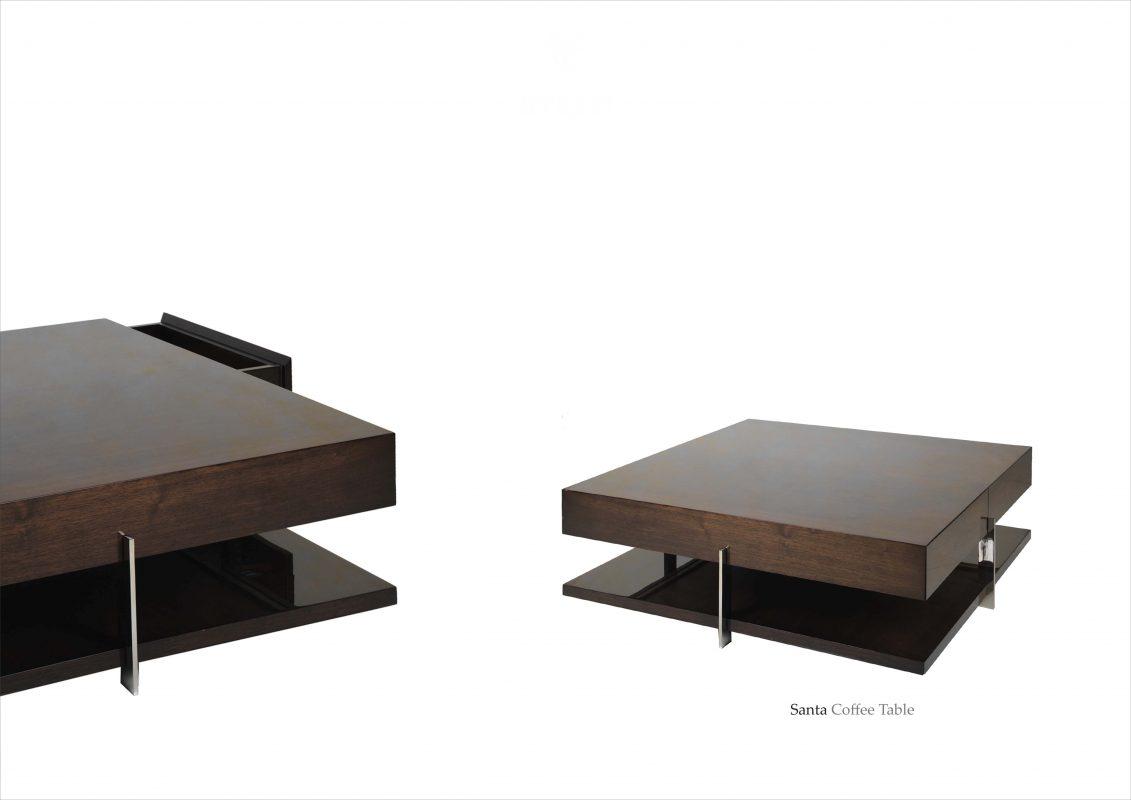 santa cofree table