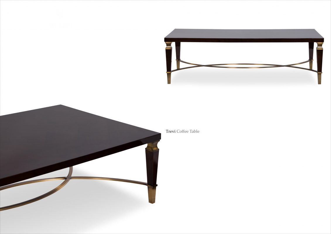 trevi coffee table