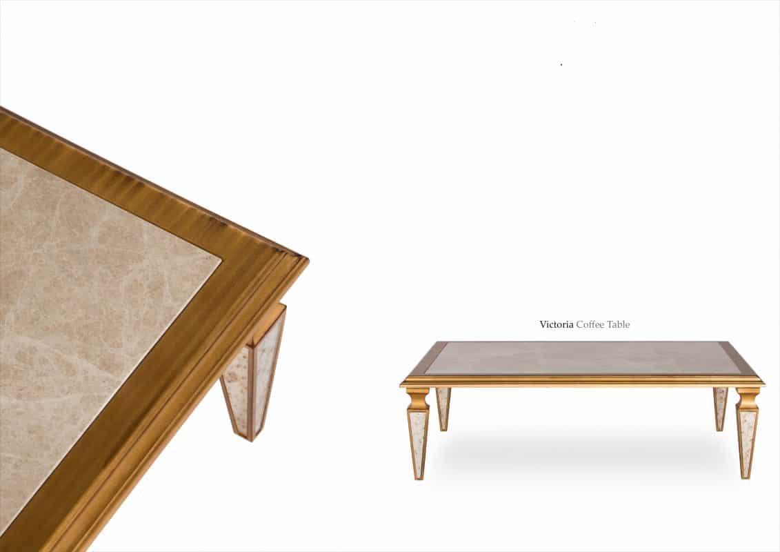 victoria coffre table