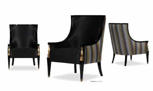 CASTELLO armchair