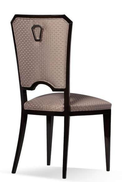 diamond chair side view