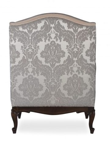 victoria armchair back view