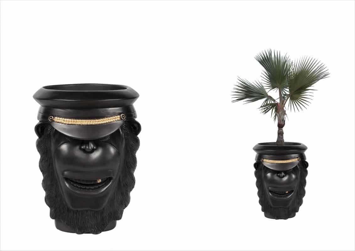 MONKEY vase