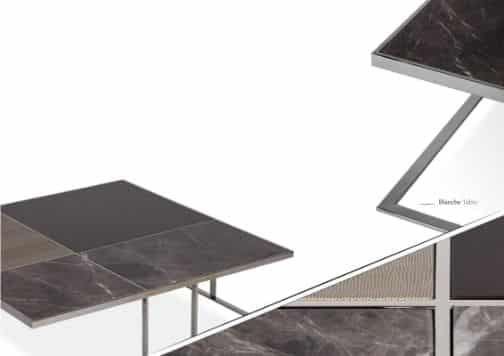 blanche cofee table