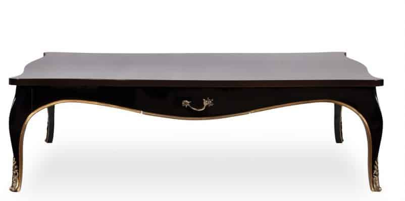 especial coffee table front view