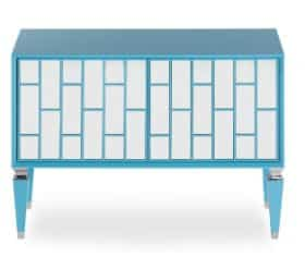 Giselle Side board Blue