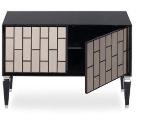giselle sideboard black