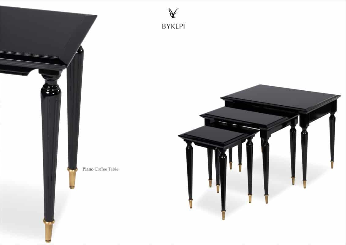 piano ZİGON side table