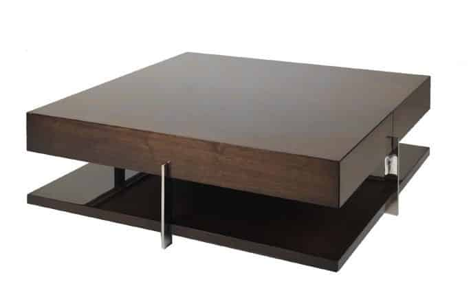 santa cofre table front view