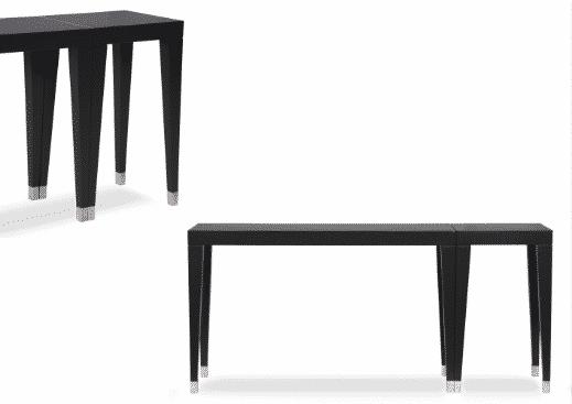 trevazu console table