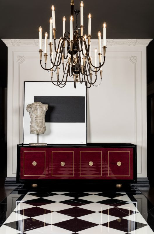 buffet and credenza 1
