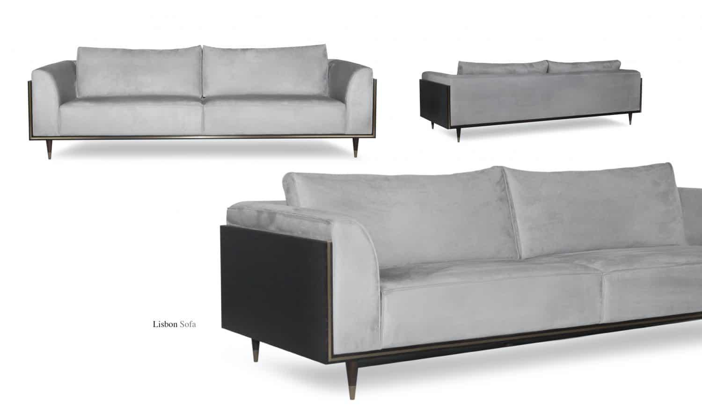 Lisbon Sofa