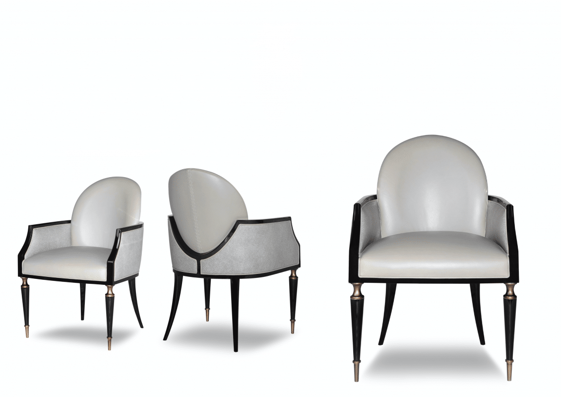 Pietra Chair with Armrests